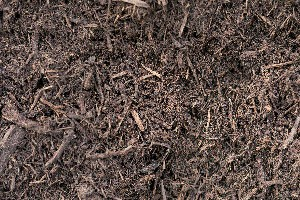 Brown Hardwood Mulch
