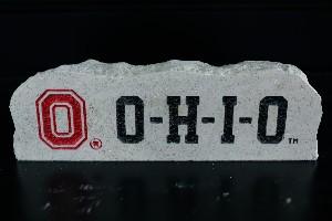 "Ohio State 3"" X 12"""