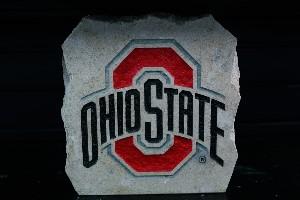 "Ohio State 12"" X 12"""
