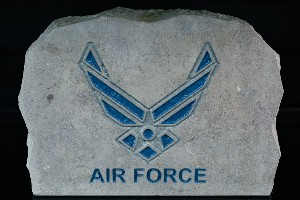 "Air Force 8"" X 11"""