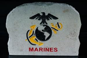 "Marines 8"" X 11"""