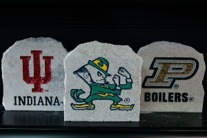 "Colleges of Indiana 7"" X 7"""